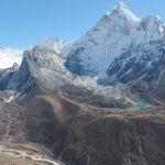 Gokyo – Cho La Pass – Everest Base Camp/ 21 days, 5545m